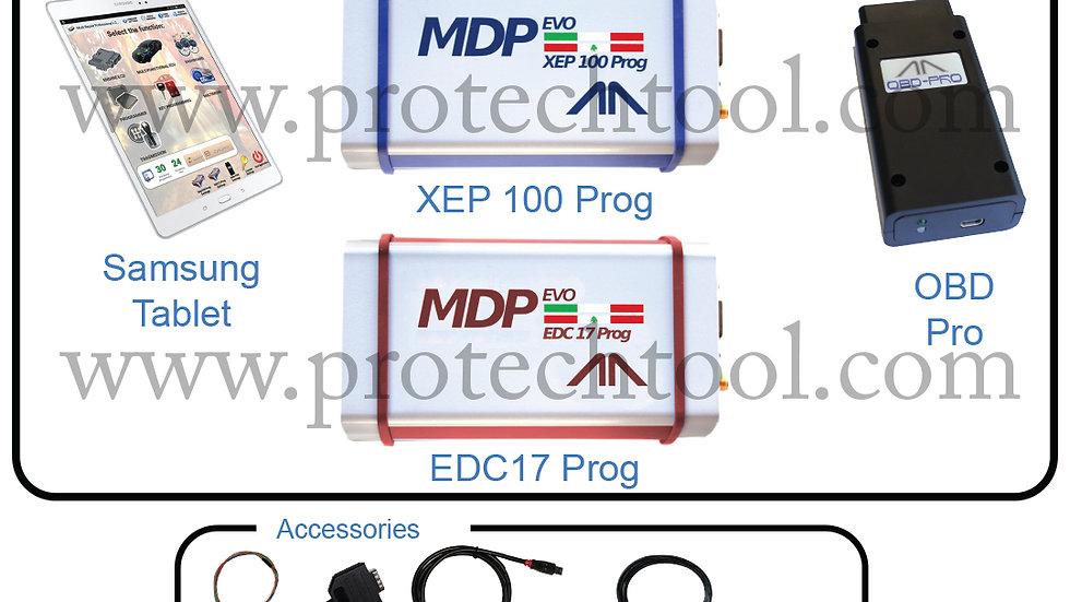 MDP XEP 100 Programmer Pckg