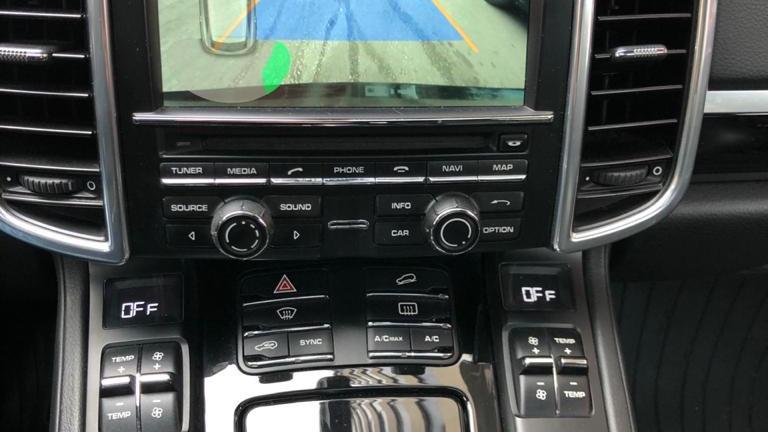 Porsche Rear View Camera OEM