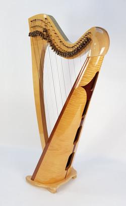 Avalon Lever harp