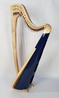 Nightingale EX lever harp