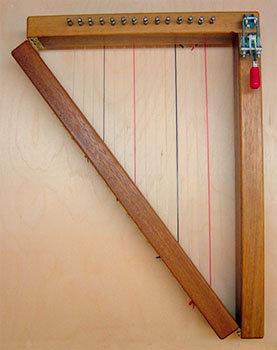travel harp
