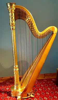 Horngacher pedal harp for sale