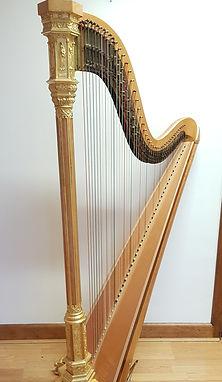 Erard gothic harp for sale