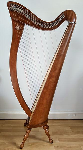 Camac hermine lever harp for sale