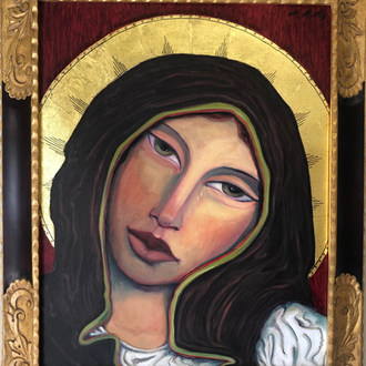 SOLD | Our Lady of the Rosary