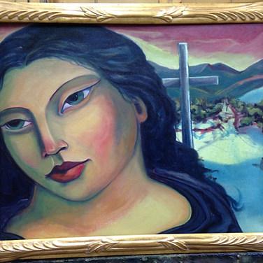O'Keeffe in Taos