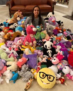 Stuffed toys for girls