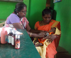 Free health camps for girls