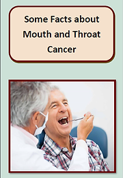Some Facts About Mouth and Throat Cancer