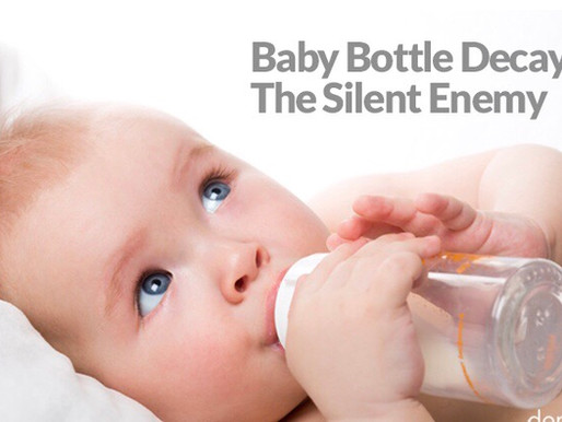 Baby Bottle Decay