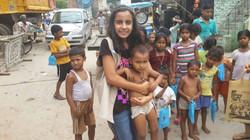 Gendercide awareness in Delhi slums