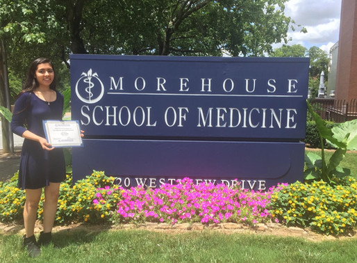 Morehouse School of Medicine Public Health Research Program