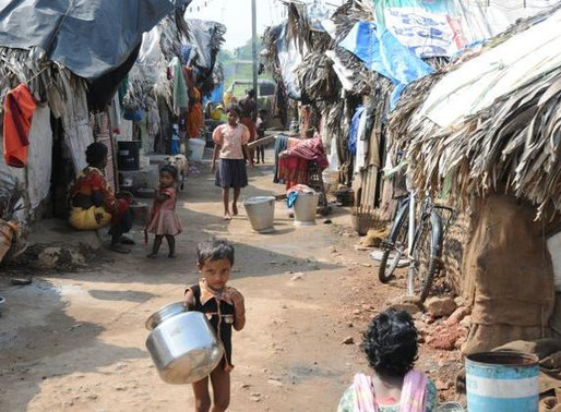 Why the Bhalswa slums of India?