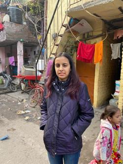 Bhalswa slum district