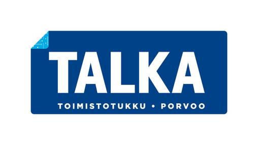 Logon suunnittelua: Talka