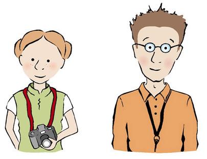 Illustrationer för Utbildningsstyrelsen