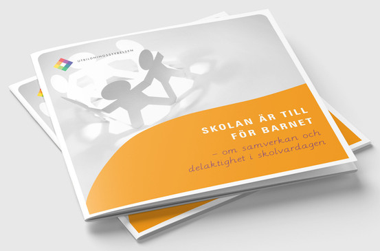 Esitteen suunnittelu ja kuvitus Opetushallitukselle