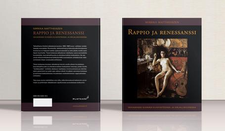 Kirjan suunnittelu: Rappio ja renessanssi / Mirkka Mattheiszen