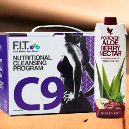 C9 ALOE BERRY NECTAR