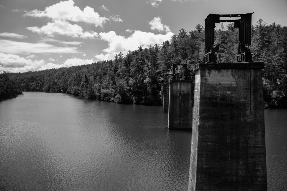Abandoned Bridge Black and White - 3.jpg
