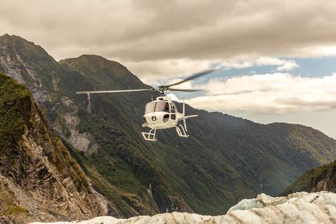 Franz Joseph Glacier Heli-Hike