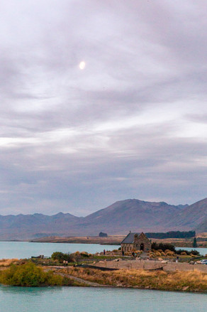 Church of the Good Shepherd | Lake Tekapo