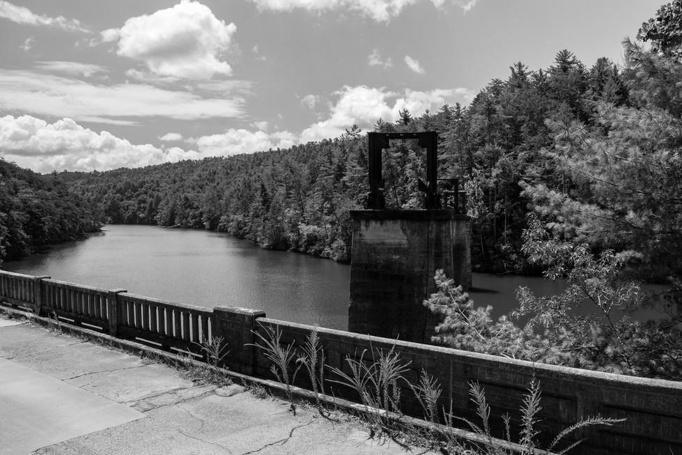 Abandoned Bridge Black and White - 2.jpg