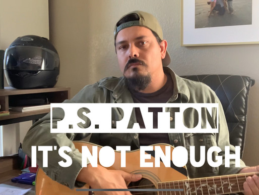 Worship Cover | It's Not Enough