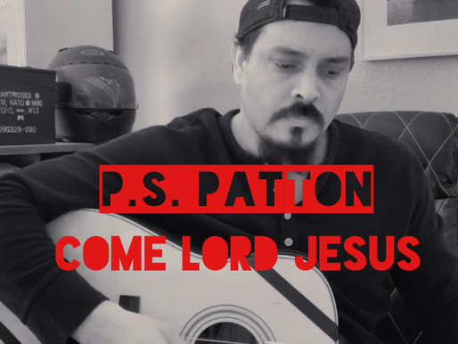 Worship Cover | Come Lord Jesus