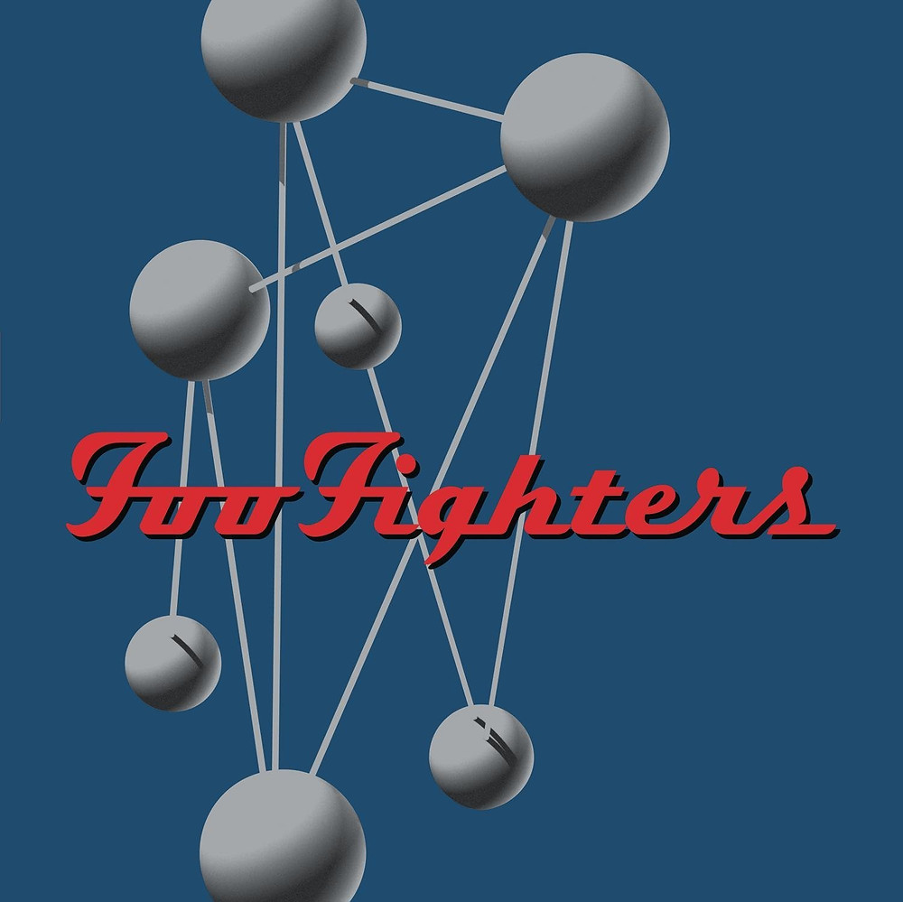 Foo Fighters album cover for The Colour and the Shape - 1997