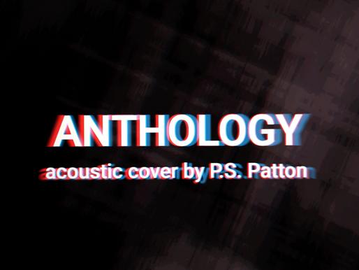 Anthology - Thrice Cover