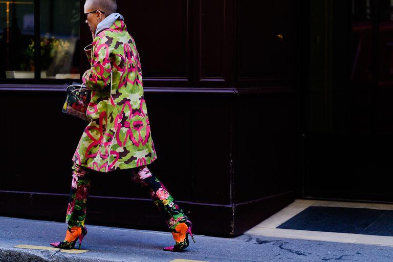 Best Street Style looks from Paris Fashion Week 2018
