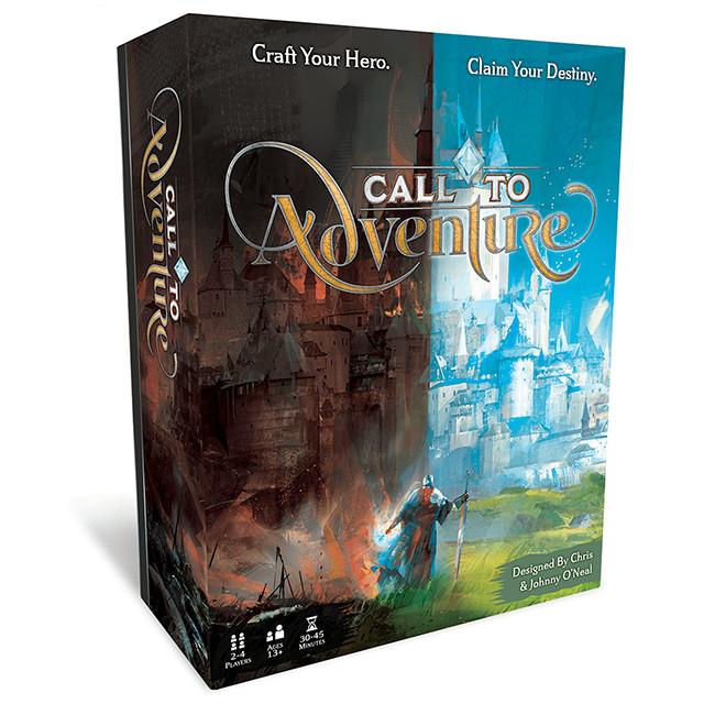 call to adventure boardgame
