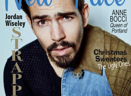 Jordan Wiseley for New Face Magazine