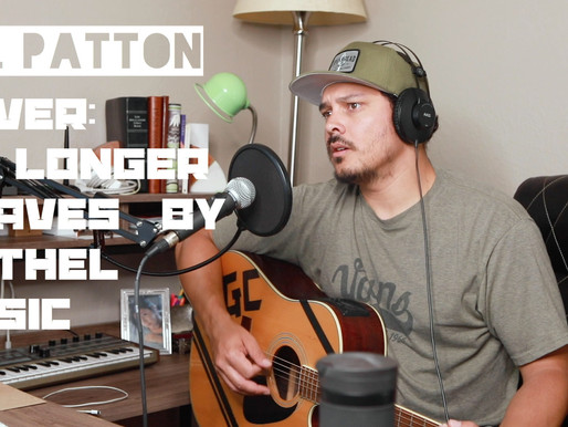 Cover: No Longer Slaves by Bethel Music
