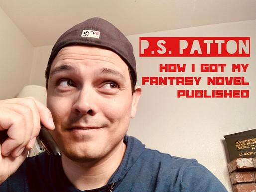 How I got my Dystopian Fantasy Novel Published