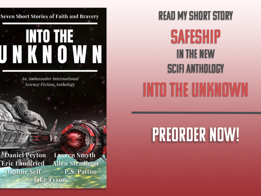INTO THE UNKNOWN Now Available for PREORDER!