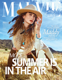 MALVIE Magazine The Artist Edition Vol 2