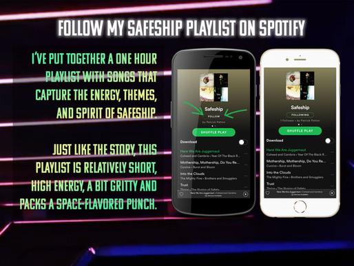Safeship on Spotify