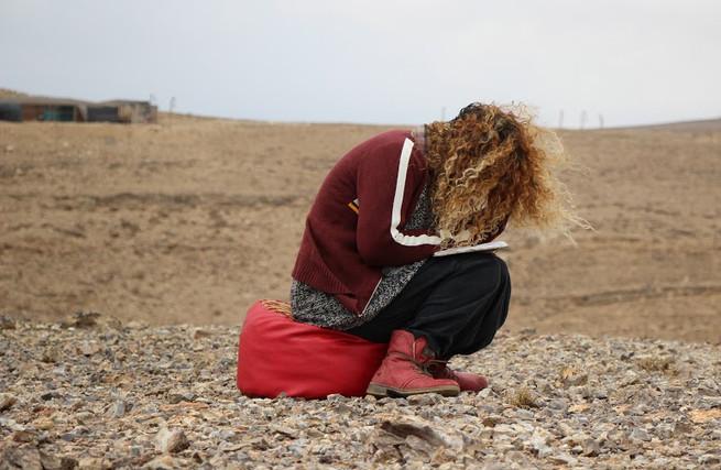 """""""שקט"""". יומיים כתיבה במדבר"""