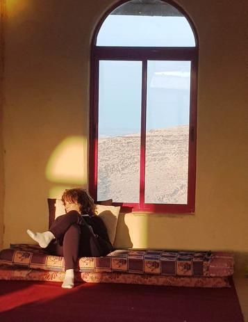 """""""במדבר דברים"""". יומיים כתיבה במדבר"""