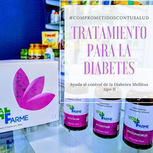 Tratamiento Díabetes