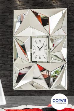 Espejo Reloj