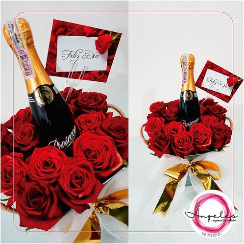 Rosas de celebración