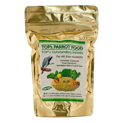 Top's Parrot Food- 1 lb