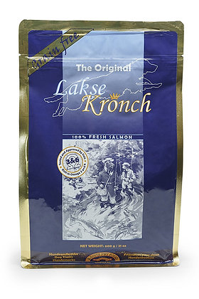 Lakse Kronch 100 Percent Salmon Dog Treats / Snacks / Biscuits (21.2 oz)