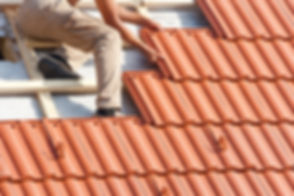 Tile roof replacemeng