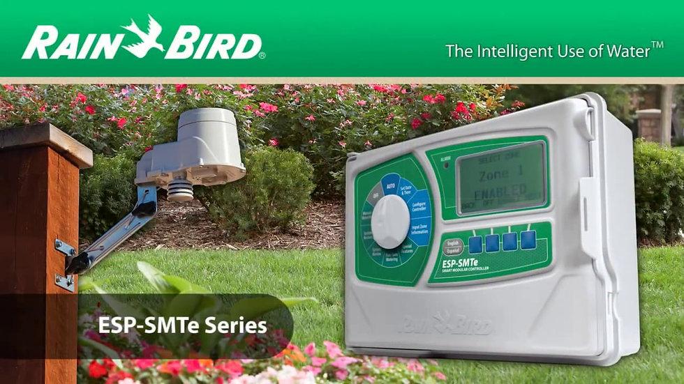 Riego Inteligente Basado en el Clima Rain Bird ESP-SMTE
