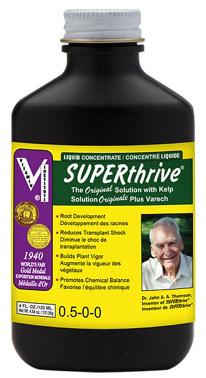 SUPERthrive Supplemental Vitamin & Hormones