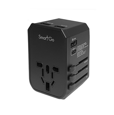 SmartGo Universal Travel Adapter PD308